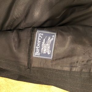 Burberry Double Breasted Men's Suit